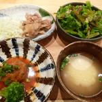 東京アスリート食堂 - りょんこセレクト
