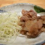 東京アスリート食堂 - 豚の生姜焼き