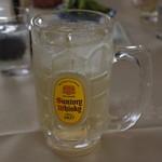 伊勢カントリークラブレストラン - ドリンク写真:まずは乾杯