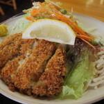 キッチンきねんび - 料理写真:サラダメンチ 11.10.17.