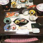 奥塩原高原ホテル - 料理写真: