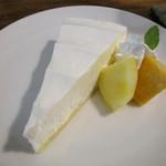 コーラル ツリー カフェ - レアチーズ