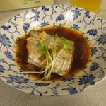 かみや - 太刀魚の煮付け