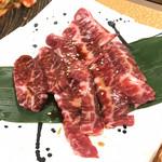 焼肉 幸楽 - 和牛ハラミ