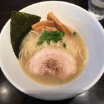 鵺 - 鶏白湯そば(140g)