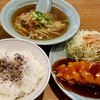 Tengai - 料理写真:えびたま定食