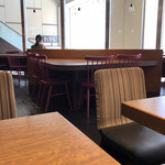commoncafe - 店内。