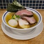 手打式超多加水麺 ののくら - 料理写真:
