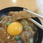 つちや食堂 - カツ丼