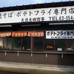 大豆生田商事 - 電車から見える光景