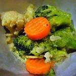 ヨシミ商店 - 野菜の煮物(お通し)