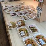道の駅 日向 - 惣菜コーナー