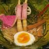 Sobadainingukuwatoro - 料理写真:涼しそば