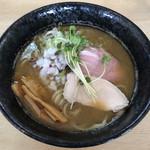 つけ麺 いな月 - 「鶏そば」780円