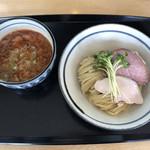 つけ麺 いな月 - 「鶏魚介の辛つけ麺」850円