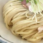 つけ麺 いな月 - つけ麺の麺