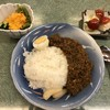 青雲閣 - 料理写真:キーマカレー