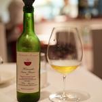 オステリア・エノテカ・ダ・サスィーノ - ペアリングは自家製ワインのオンパレード