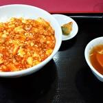 広州 - 料理写真:麻婆飯