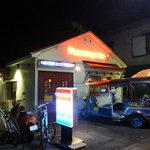 11380094 - 基地付近をぶらぶらするとバンコク屋台の雰囲気を醸し出すお店を発見!