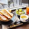 スワン カフェ&ベーカリー - 料理写真:スワンランチセット(ドリンク付)
