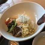 東京カルビ - 嫁のビビンバ丼