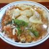 丸醤屋 - 料理写真:肉海老ワンタン麺