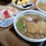 浪花鮓 まえなか - 定食¥780