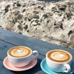しろくまコーヒー - ドリンク写真: