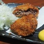 圭助 - 牛タンメンチカツ