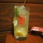 圭助 - グリーンレモンサワー