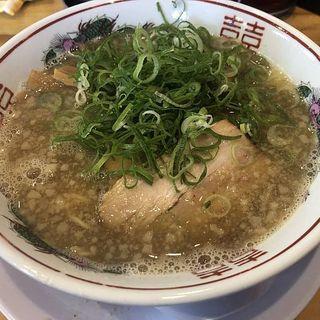 笑う門には麺来たる - 料理写真:醤油ラーメン