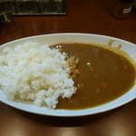 麹町咖喱 - ポークカレー(390円)