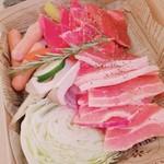 BBQ-TOPIA yokohama mid town -