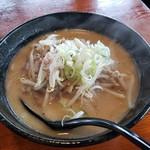 大正麺業 - 味噌ラーメン2019.08.12