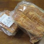 天然酵母パン工房 イチマル - 料理写真: