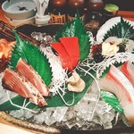 日本海庄や - 日本海盛り合わせ
