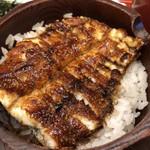かかみ野 蓬しん - 料理写真:ひつまぶし小1700円