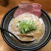 極麺 青二犀 - 料理写真:鶏しょうゆらーめん 800円(2019年8月) モーニングらーめんにて。朝から美味しいラーメン嬉しい!