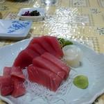 かどき食堂 - 『刺身ライス(上)1150円』