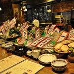 喜多よし - 旬のお魚、お肉、野菜を目の前で調理!職人技を是非ご堪能あれ!