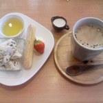 Kafeshokora - デザート&コーヒー