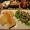 Osouzaibar&cafe honori - 料理写真: