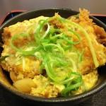 113832414 - ミニカツ丼350円