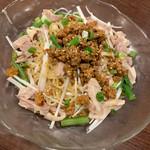 福秦酒家 - 料理写真:冷やし坦々麺