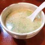 113837687 - 例湯 (日替わりスープ)