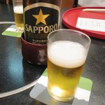 吉祥寺 車屋 - 瓶ビール