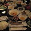青荷温泉 - 料理写真:夕食