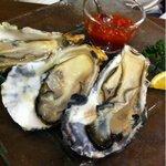 雅DINING - 生牡蠣  880円
