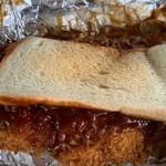 チャンポンハウスたつや - 料理写真:裏側のパンのサイズも同じです。